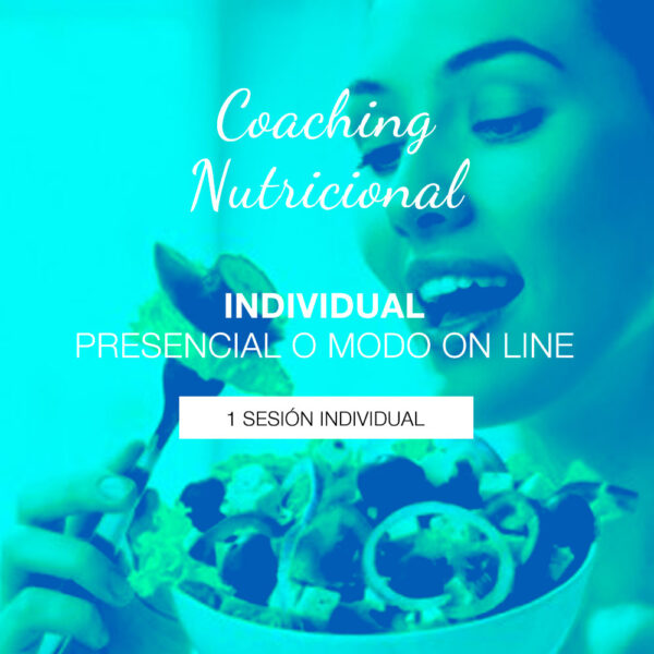 Sesión Individual de Coaching Nutricional