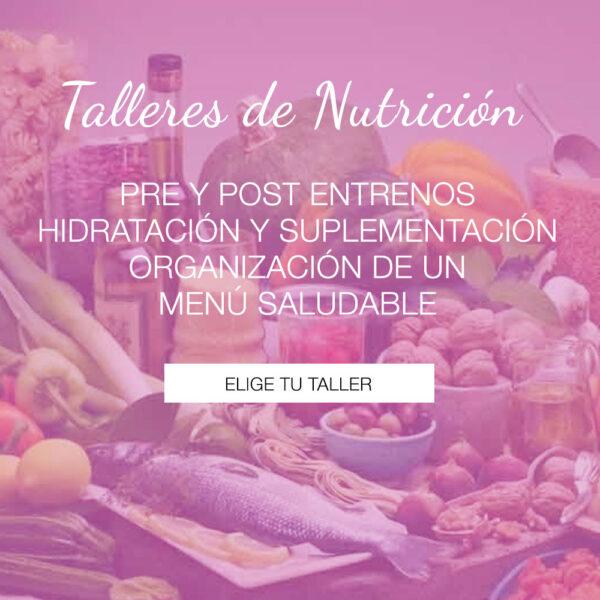 Talleres de Nutrición