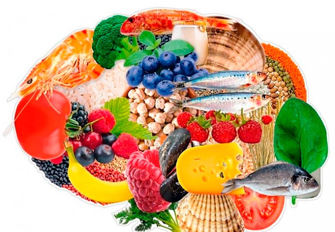 Dietas sin grasas = dietas sin cerebro