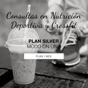 Plan Silver de Nutrición Deportiva on Line